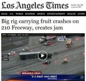 car jam
