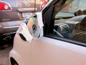side view mirror cd